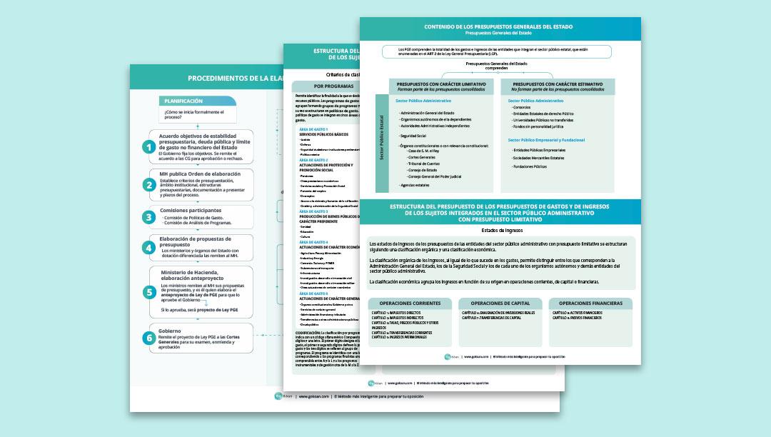 Las claves del contenido, elaboración y estructura de la ley 47/2003 General Presupuestaria