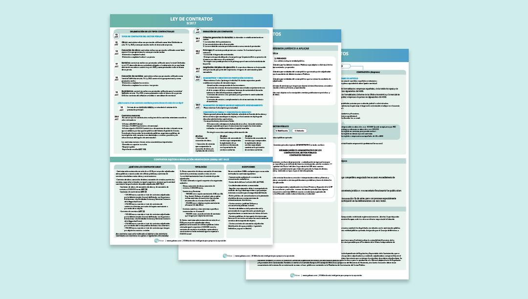 Descubre los errores más comunes sobre los tipos contractuales y las partes del contrato en la LCSP